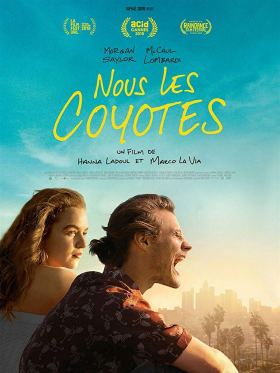 Anywhere With You We The Coyotes French Poster