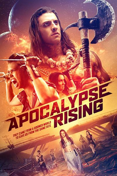 Apocalypse Rising Movie Poster