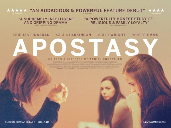 Apostasy Movie Poster - Jehovah's Witnesses movie