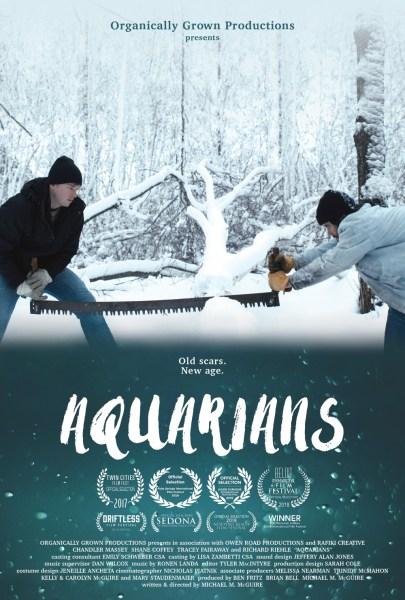 Aquarians Movie Poster