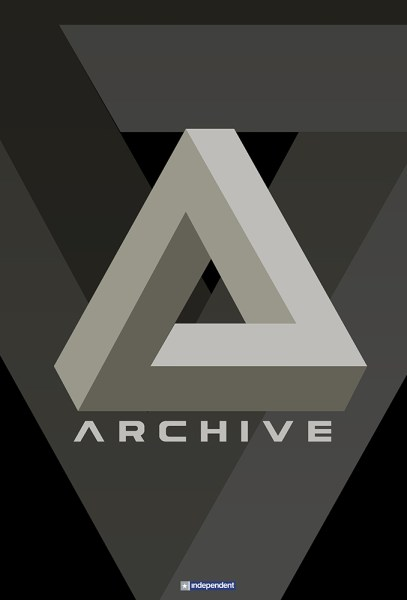 Archive Teaser Poster