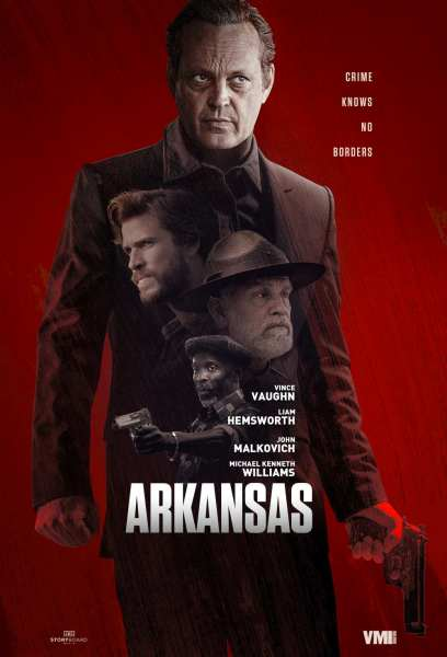 Arkansas Movie Poster