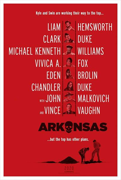 Arkansas New Film Poster