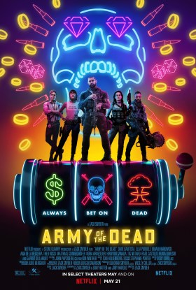 Army Of The Dead Film Poster