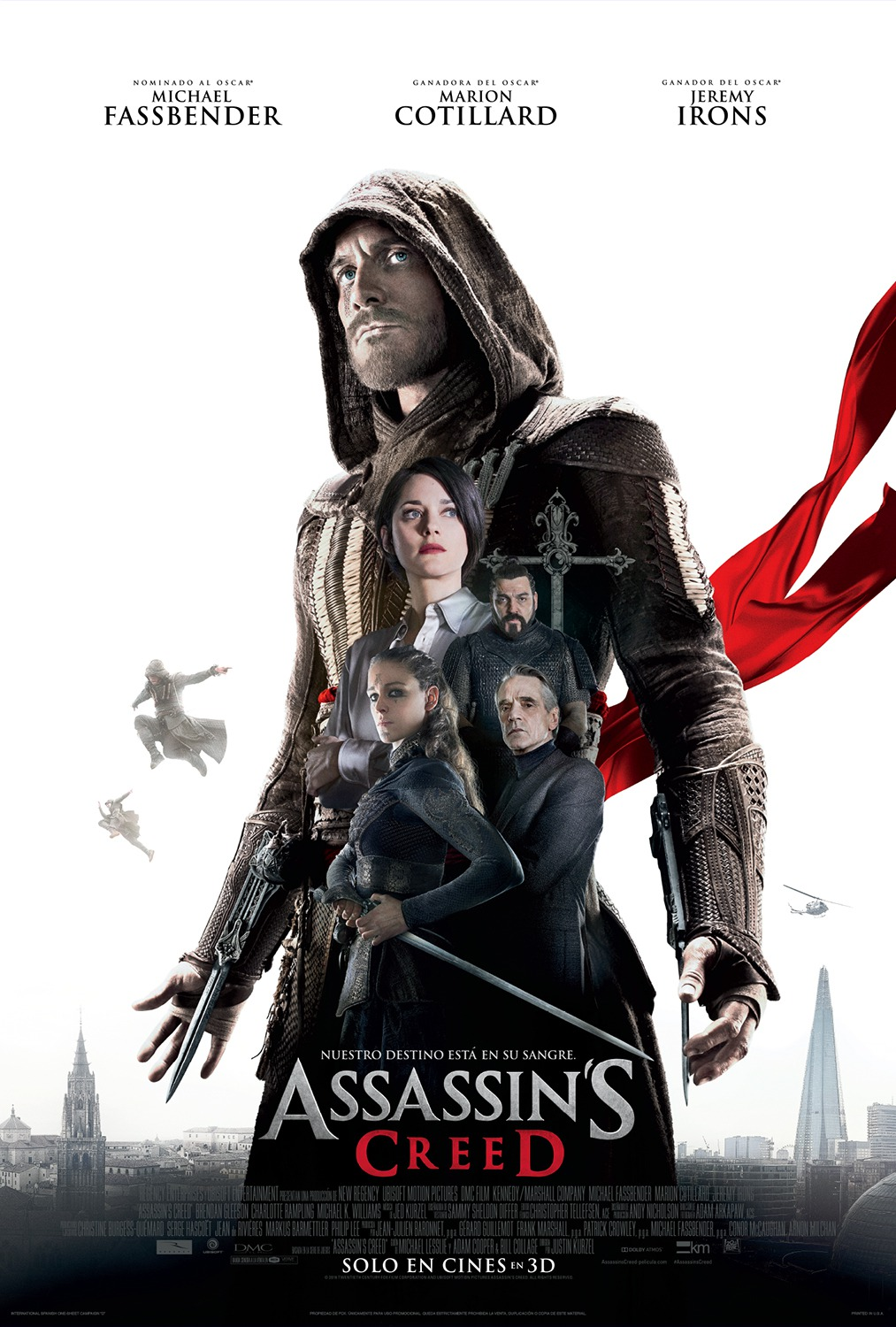 Assassin S Creed Teaser Trailer