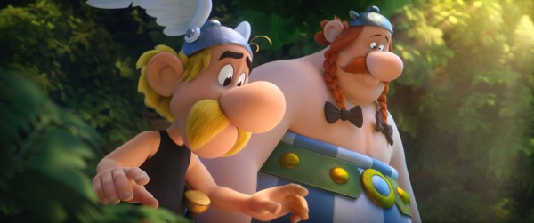 Asterix The Secret Of The Magic Potion Movie