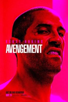 Avengement US Poster