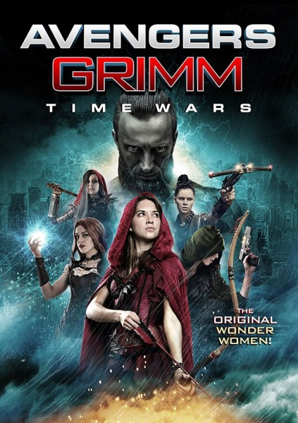 Avengers Grimm Time Wars Movie Poster
