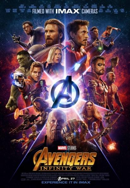 Avengers IW