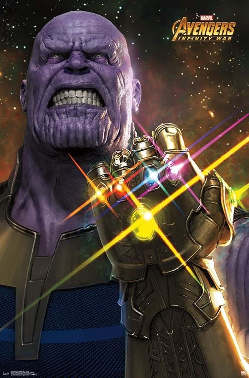 Avengers 3 Teaser Trailer