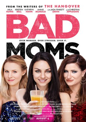 Bad Mom S Middle East Poster