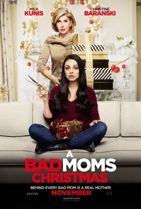 Bad Moms 2 - Mila Kunis And Christine Baranski