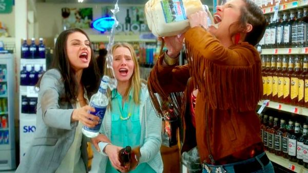Bad Moms 2016 Comedy movie