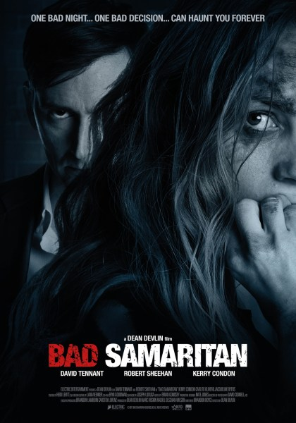 Bad Samaritan Netherlands Poster