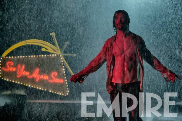 Bad Times At the El Royale - Chris Hemsworth