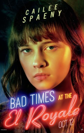 Bad Times At The El Royale - Cailee Spaeny