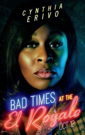 Bad Times At The El Royale - Cynthia Erivo