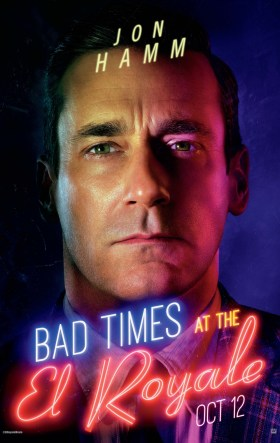 Bad Times At The El Royale - Jon Hamm