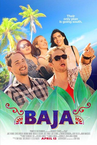 Baja Movie Poster