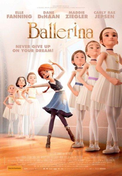 Ballerina New Poster