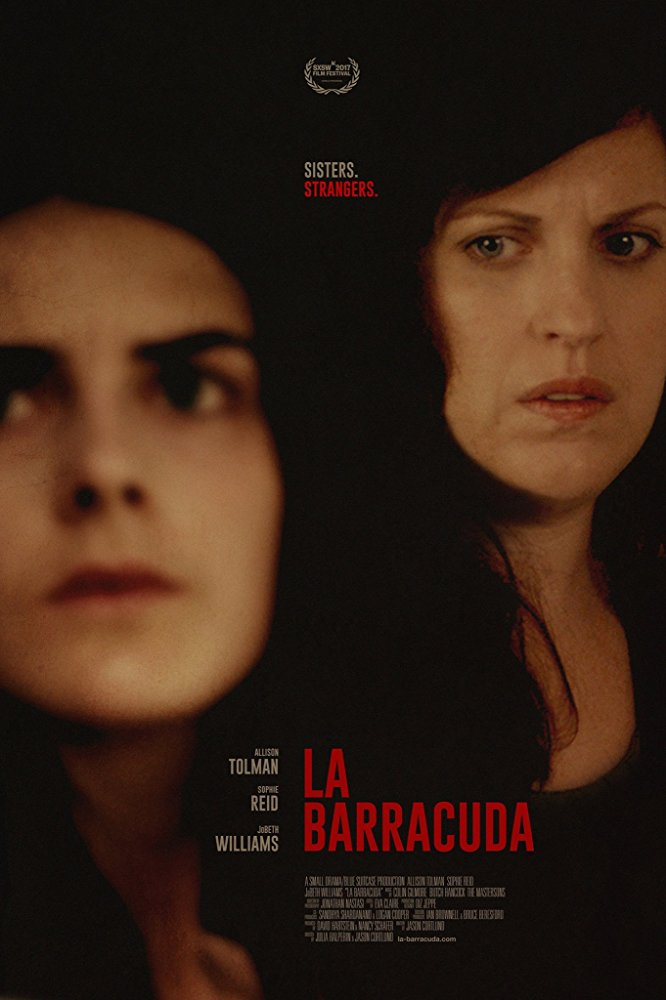 Barracuda Movie Poster