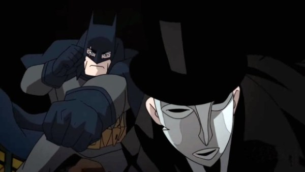 Batman Gotham By Gaslight Film