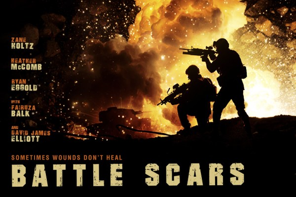 Battle Scars Movie