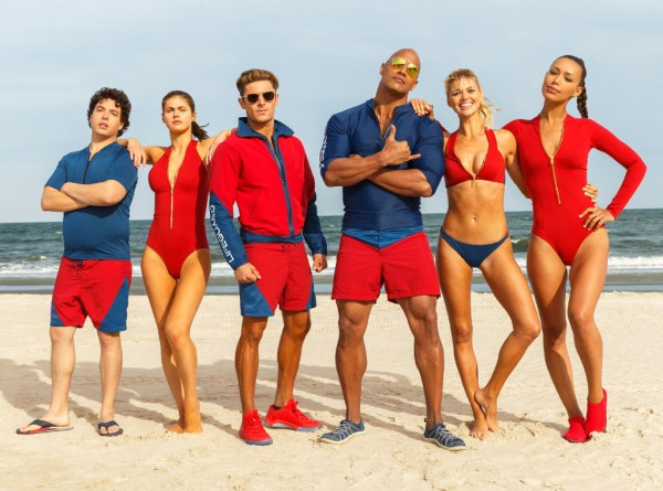 Baywatch Comedy Movie