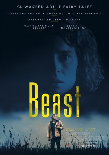 Beast Dutch Poster