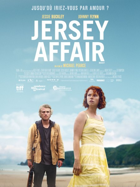 Beast French Poster - Jersey affair