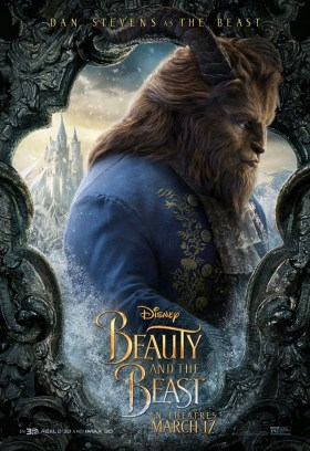 Beauty And The Beast Character Poster (1)