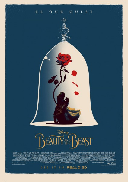 Beauty And The Beast - The Rose