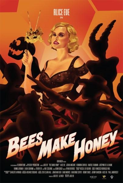 Bees Make Honey Movie Poster