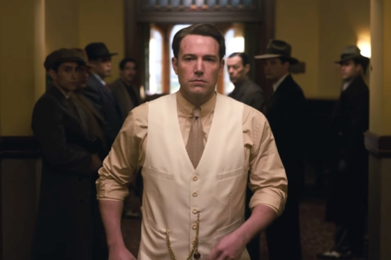 Ben Affleck - Live By Night Movie 2017
