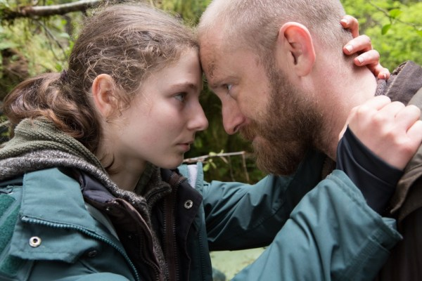 Ben Foster and Thomasin McKenzie - In My Abandonment