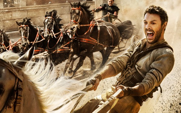 Ben-Hur movie remake in 2016