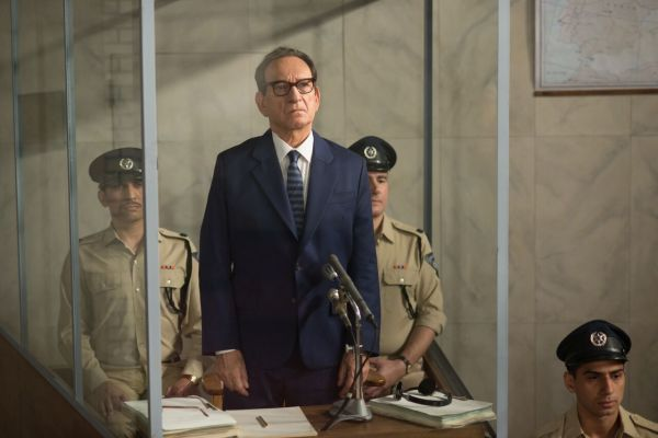 Ben Kingsley as Adolf Eichmann - Operation Finale Movie