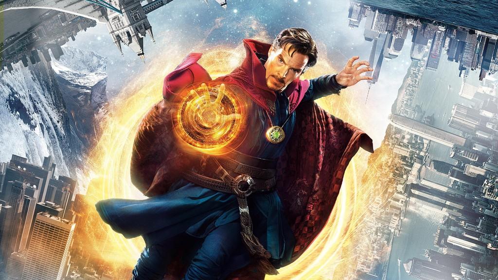 Benedict Cumberbatch Doctor Strange 2016