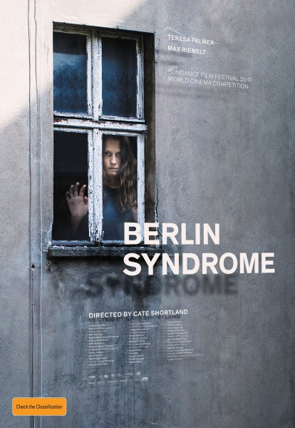 Berlin Syndrome Movie Australian Poster