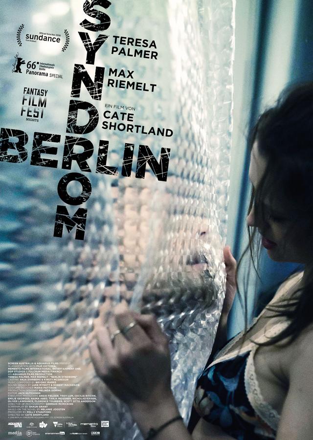 Resultado de imagen para Berlin Syndrome movie poster
