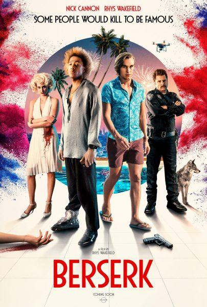 Berserk Movie Poster