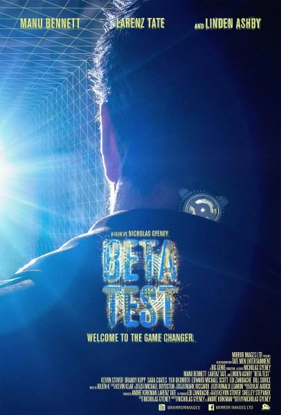 Beta Test Poster