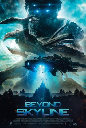 Beyond Skyline UK Poster