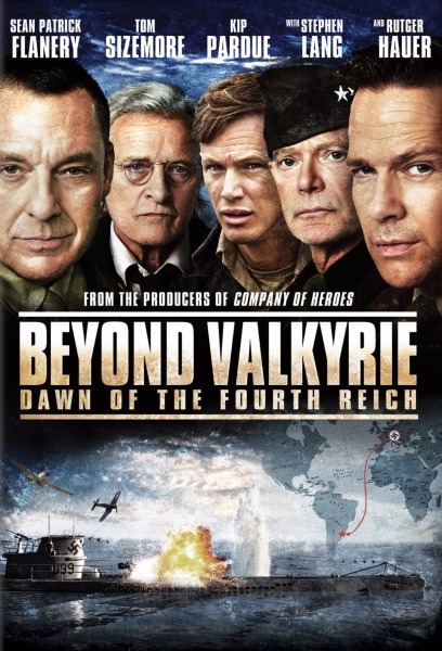 Beyond Valkyrie Movie Poster - Dawn of the Fourth Reich