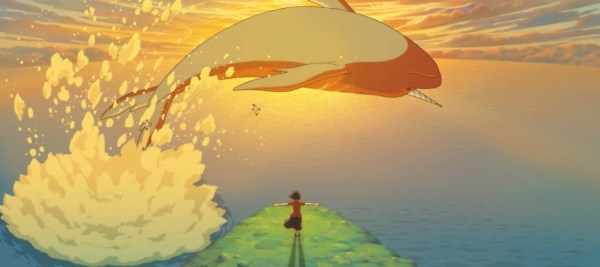 Big Fish And Begonia Movie