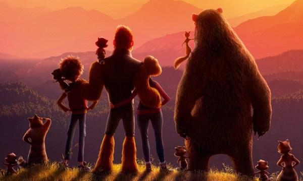 Bigfoot Family Movie