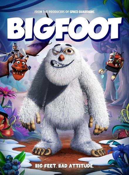 Bigfoot Movie Poster