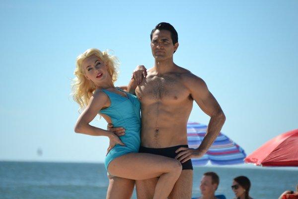 Bigger Movie - Julianne Hough and Tyler Hoechlin