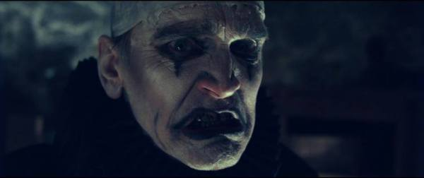 Bill Moseley - Crepitus Film