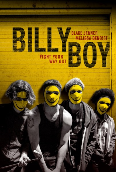 Billy Boy New Film Poster